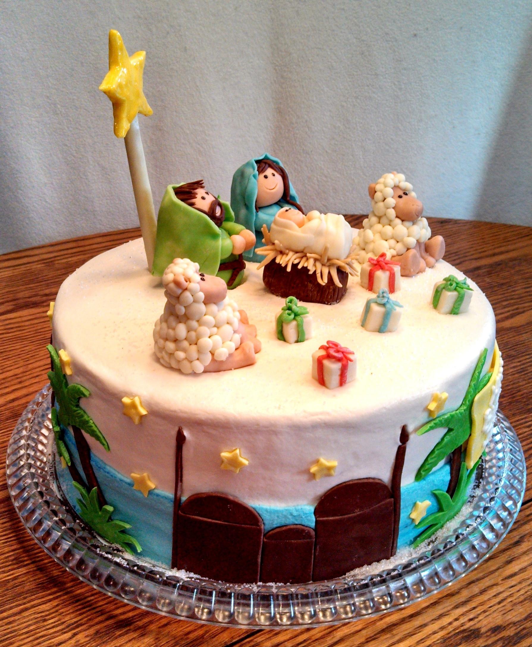 Birthday Cake For Jesus  Happy Birthday Jesus CakeCentral
