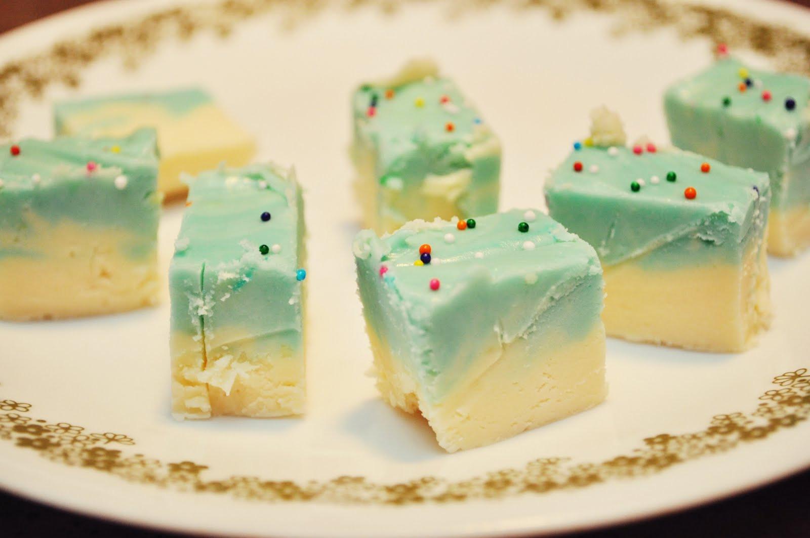 Birthday Cake Fudge  beetlebailey Birthday Cake Fudge