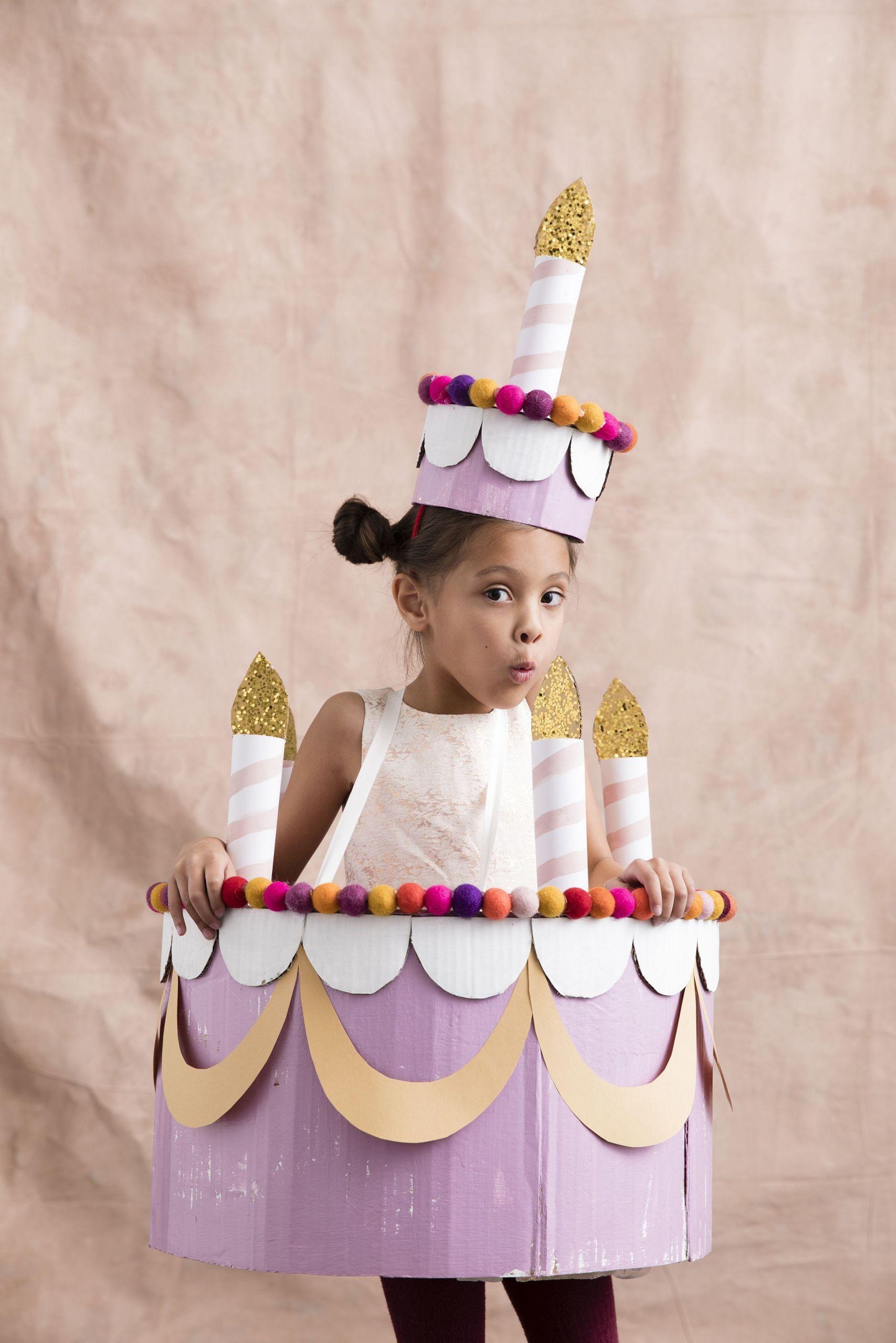 Birthday Cake Halloween Costume  birthday cake costume