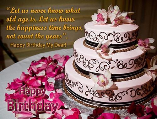 Birthday Cake Wishes  Top 45 Birthday Cake Wishes