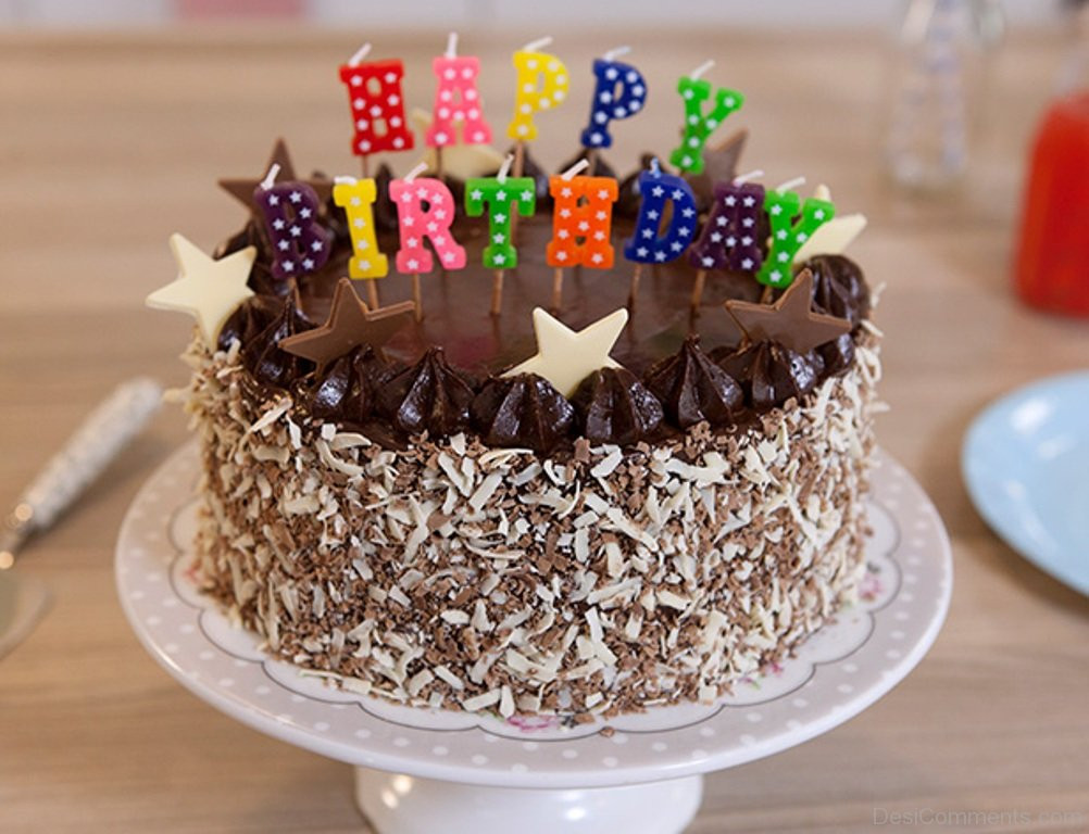 Birthday Cake Wishes  Birthday Wishes With cake Desi ments