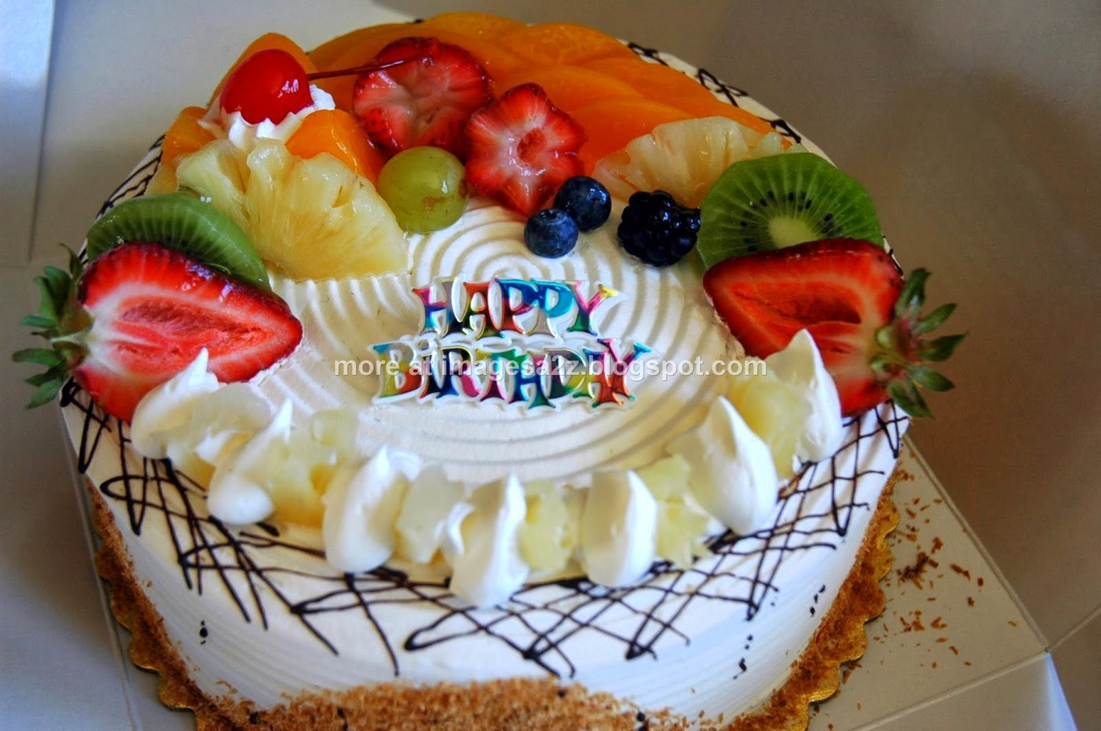 Birthday Cake Wishes  birthday wishes for sister with cake images happy