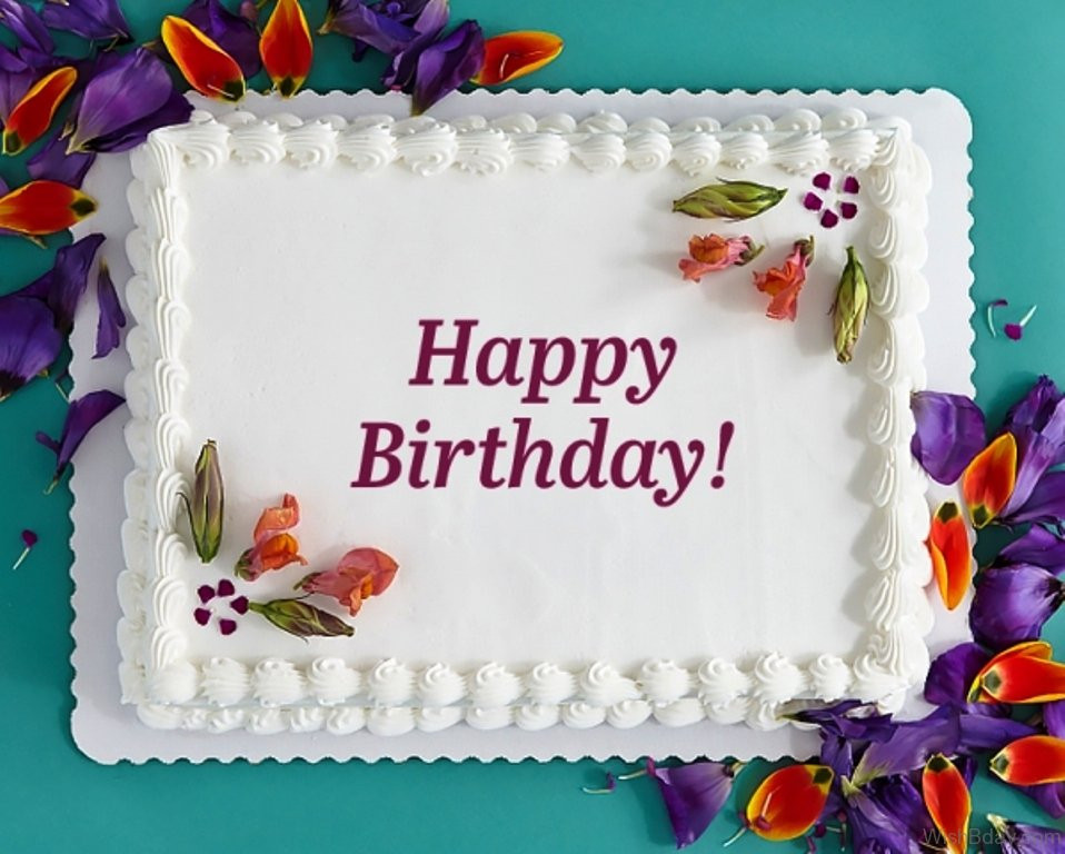 Birthday Cake Wishes  Wishes Birthday Cakes