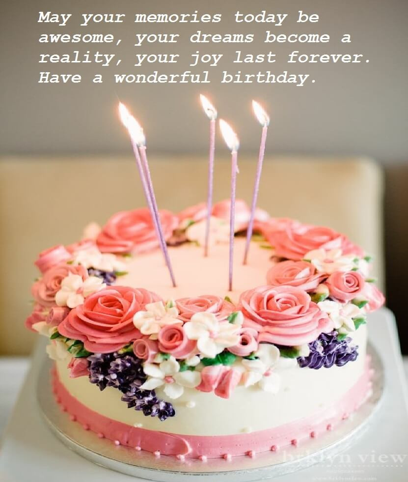 Birthday Cake Wishes  B Day Cake Pics impremedia