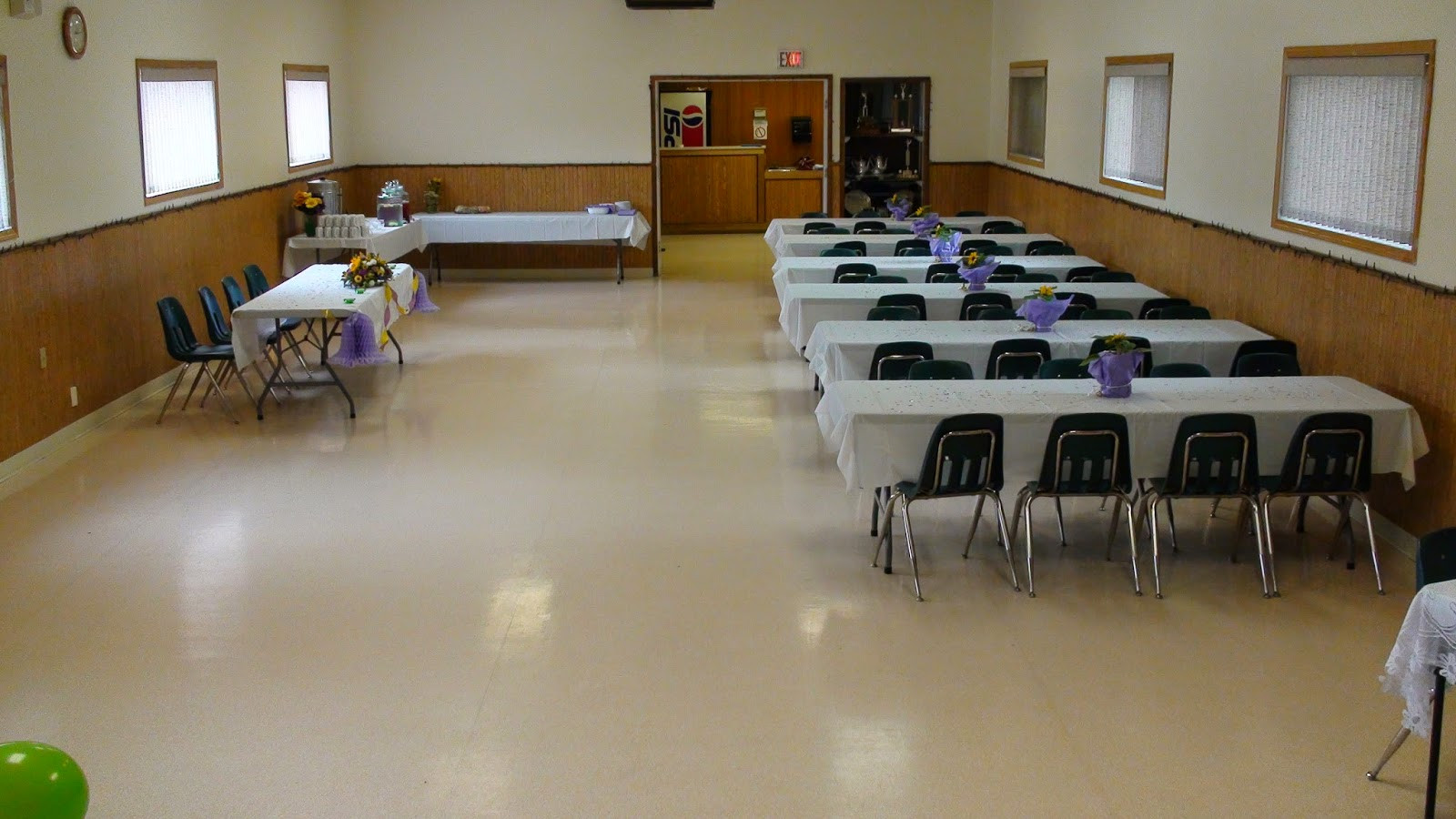 Birthday Party Halls For Rent  Bourkevale munity Centre Hall Rentals Rates