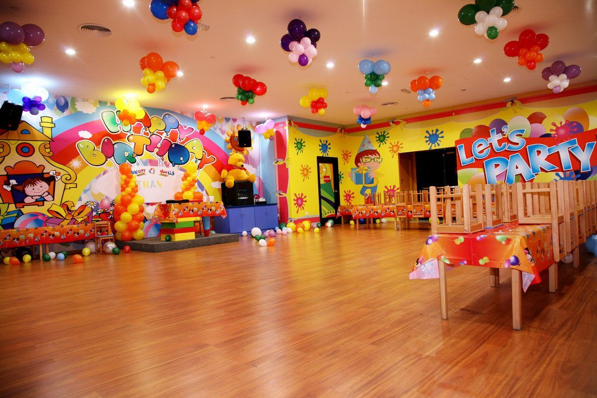 Birthday Party Halls For Rent  Fun City s Birthday Party Hall Oasis Centre Dubai in