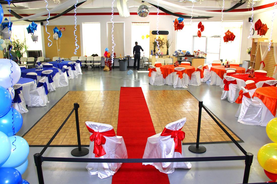 Birthday Party Halls For Rent  Interior Design Banquet Hall
