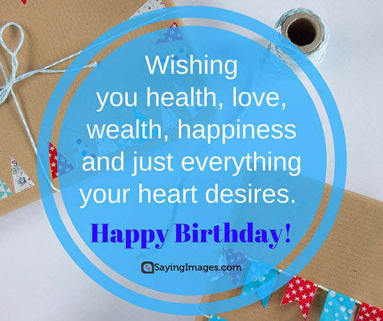 Birthday Wish Quotes  Happy Birthday Wishes & Messages Quotes