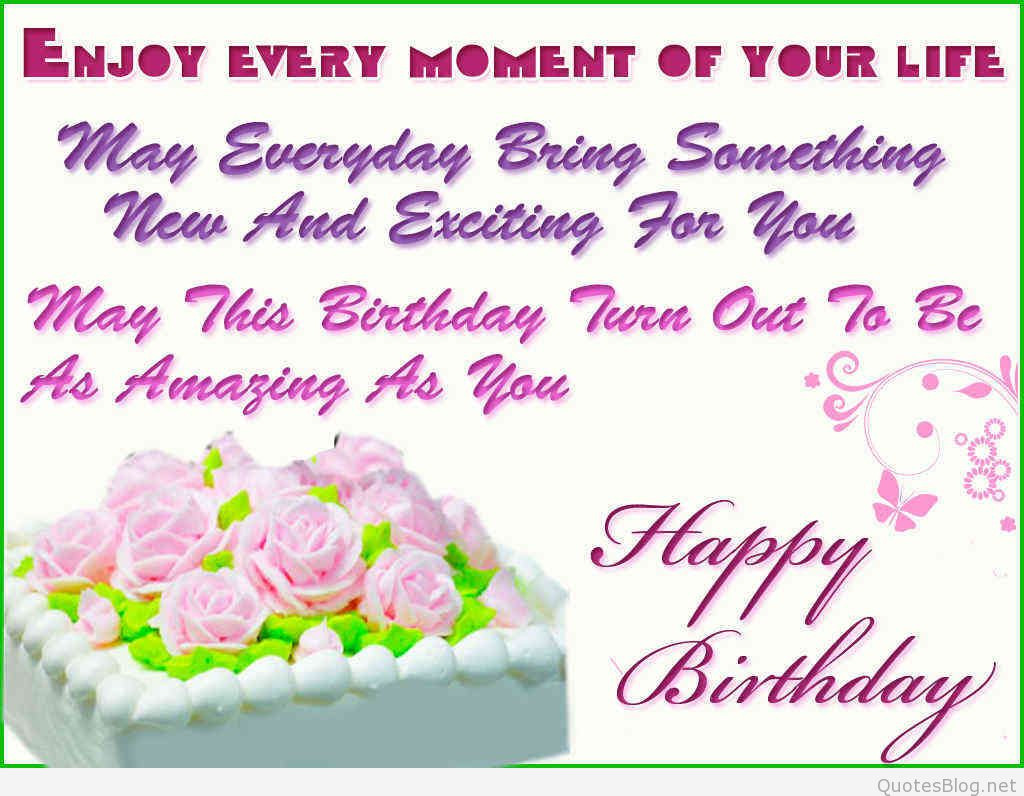 Birthday Wish Quotes  Happy birthday quotes and messages for special people