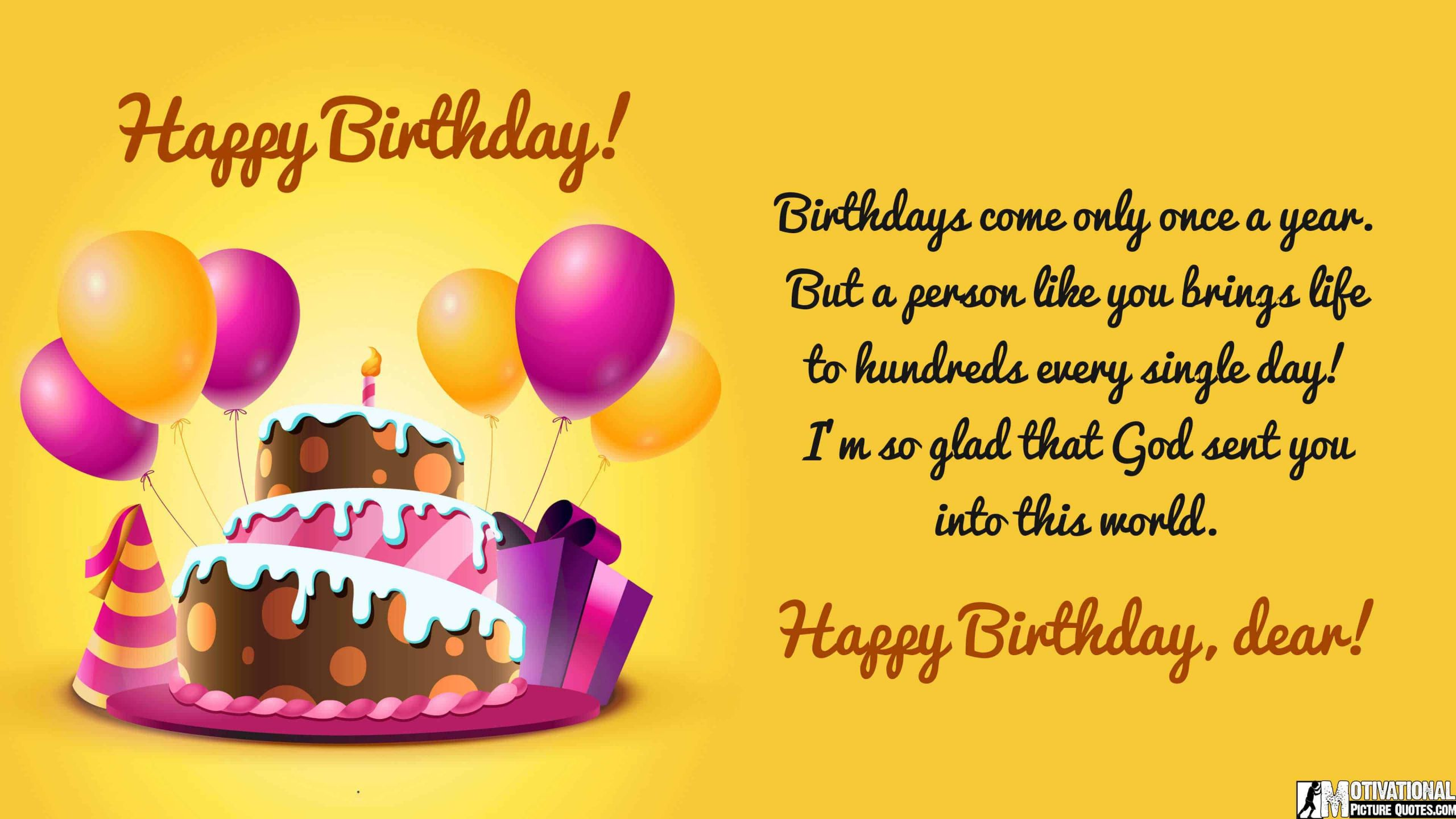 Birthday Wish Quotes  50 Happy Birthday For Him With Quotes iLove Messages
