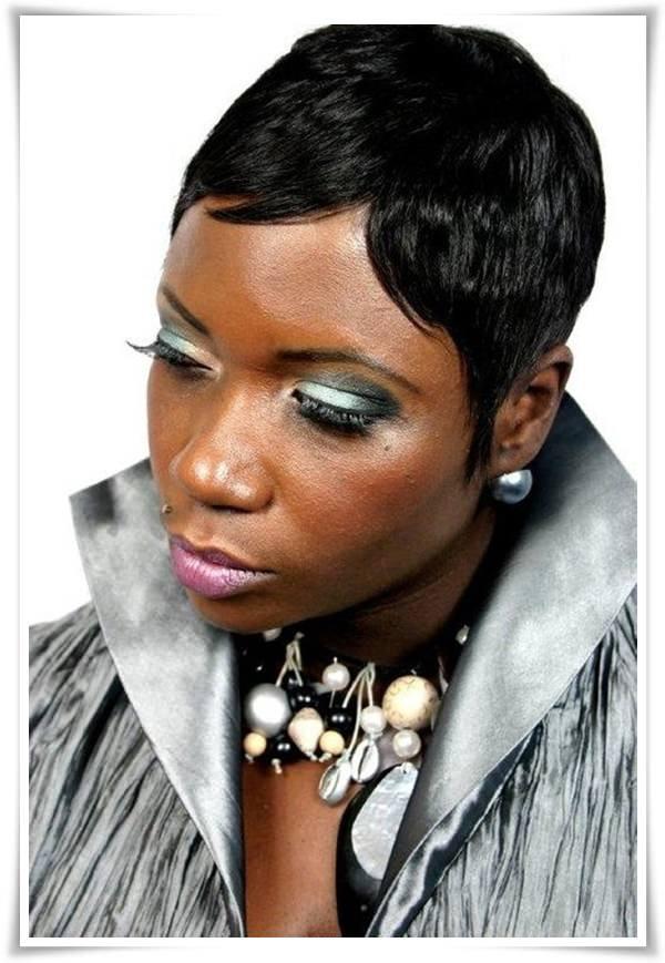 Black Women Hairstyles  55 Winning Short Hairstyles for Black Women