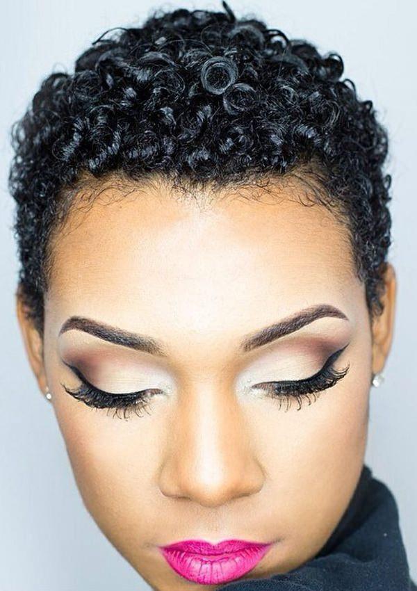 Black Women Hairstyles  61 Short Hairstyles That Black Women Can Wear All Year Long