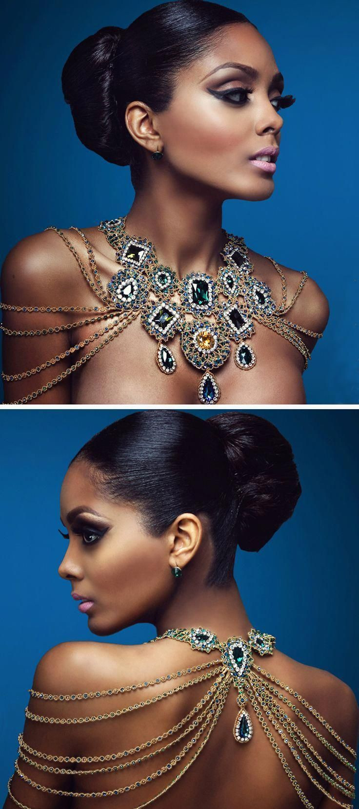 Body Jewelry Photoshoot  Pin by Abigail Cummings on Goddess shoot in 2020