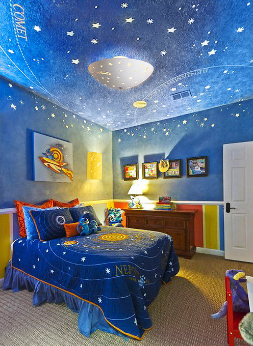 Boys Bedroom Lights  6 Great Kids Bedroom Themes Lighting Ideas & Tips from