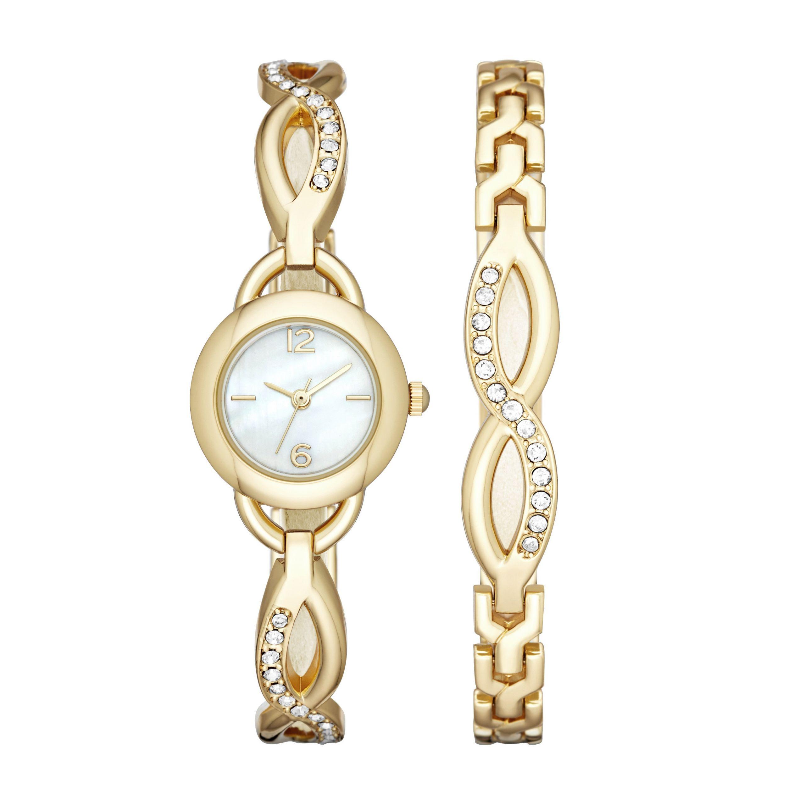 Bracelet And Watch Set  La s Watch and Bracelet Set