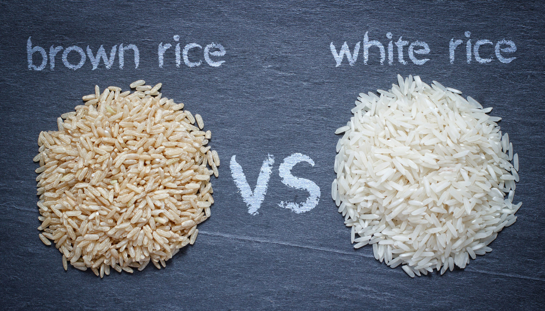 Brown Vs White Rice  Brown Rice vs White Rice Is Brown Really Better