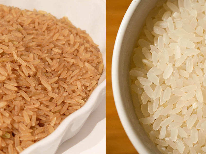 Brown Vs White Rice  Brown rice vs white rice Which one is healthier