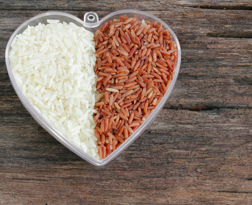 Brown Vs White Rice  White vs Brown Rice Have you been lied to