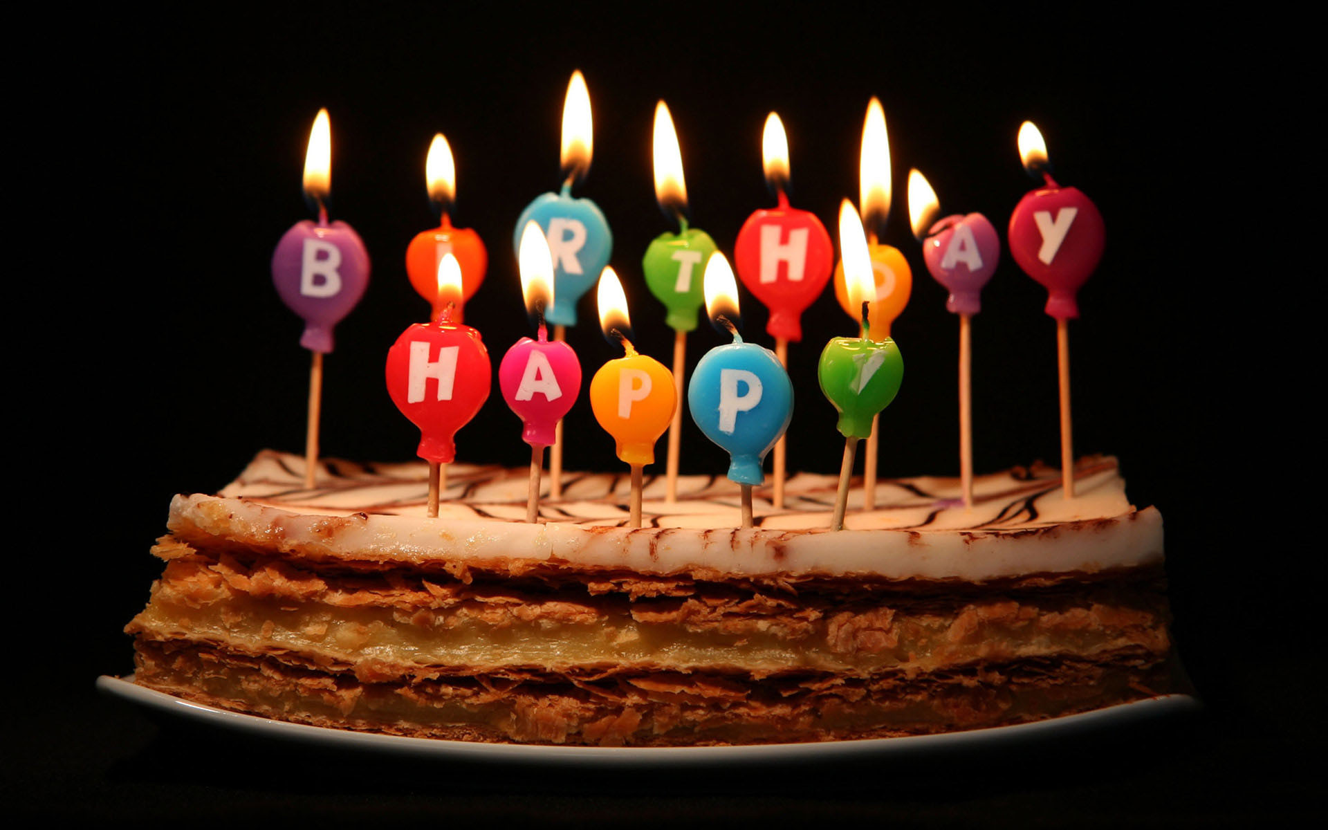 Cake Birthday Images  Happy Birthday Cake
