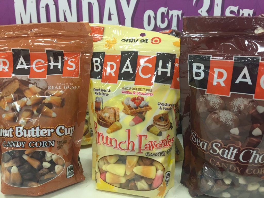 Candy Corn Flavors  In Defense Brunch Flavored Candy Corn From Brach s