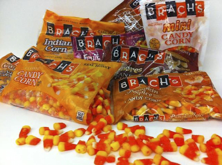 Candy Corn Flavors  Brach's adds new flavors to its candy corn line