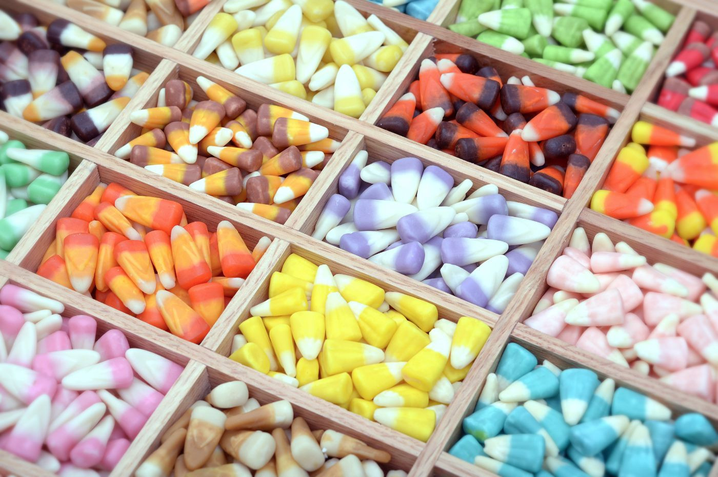 Candy Corn Flavors  Candy corn has now gone gourmet Check out these sweet