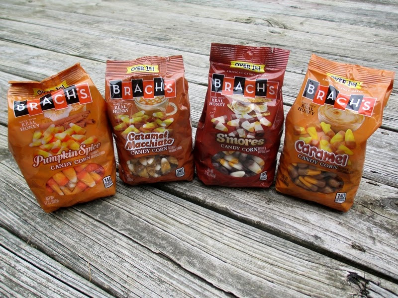 Candy Corn Flavors  My Half Assed Kitchen Brach s Crazy Candy Corn Review