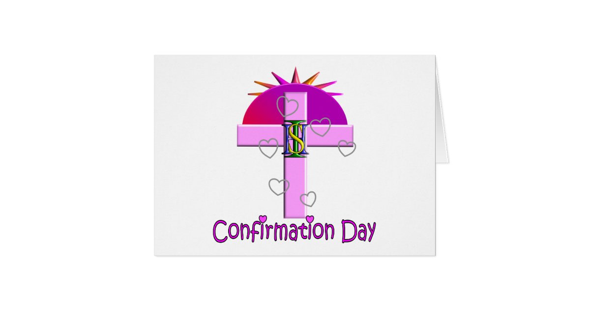 Catholic Children Gifts  Catholic Confirmation Day Gifts for Kids Card