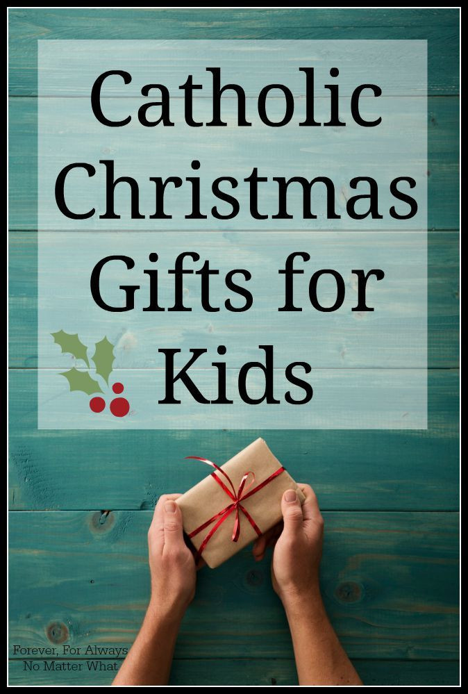 Catholic Children Gifts  Catholic Christmas Gifts for Kids