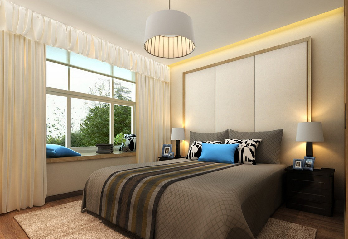 Ceiling Lights Bedroom  Essential Information The Different Types Bedroom