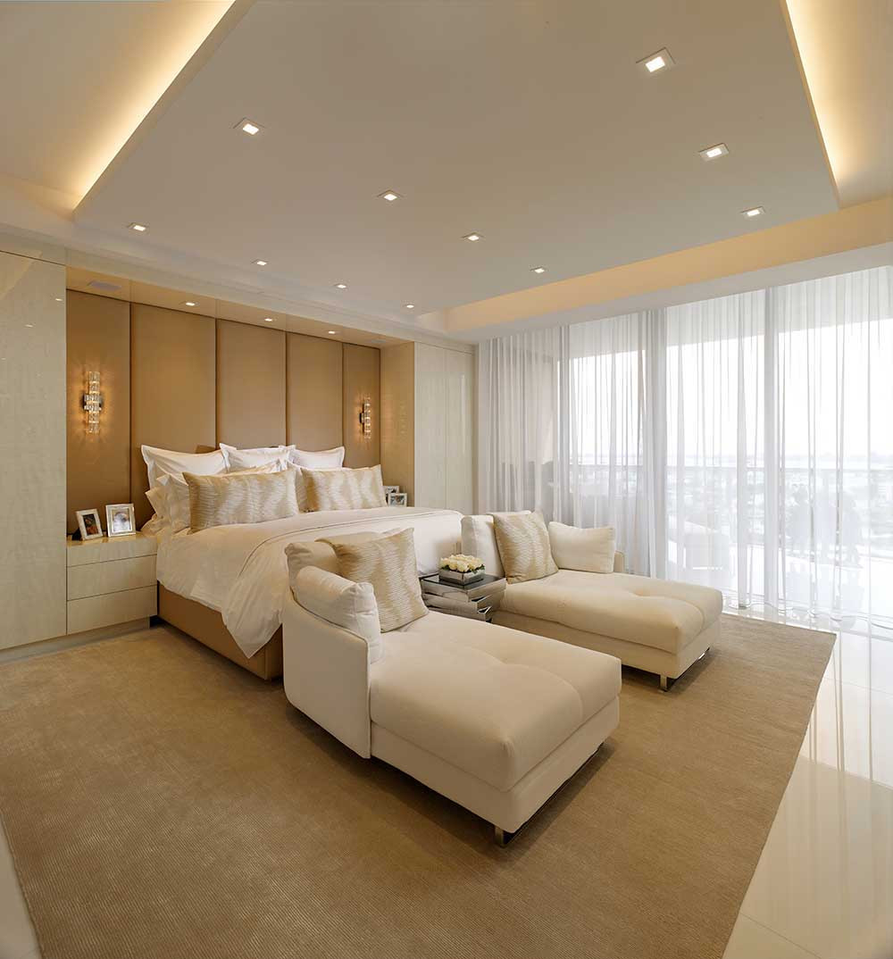 Ceiling Lights Bedroom  100 Bedroom Lighting Ideas to Add Sparkle to Your Bedroom