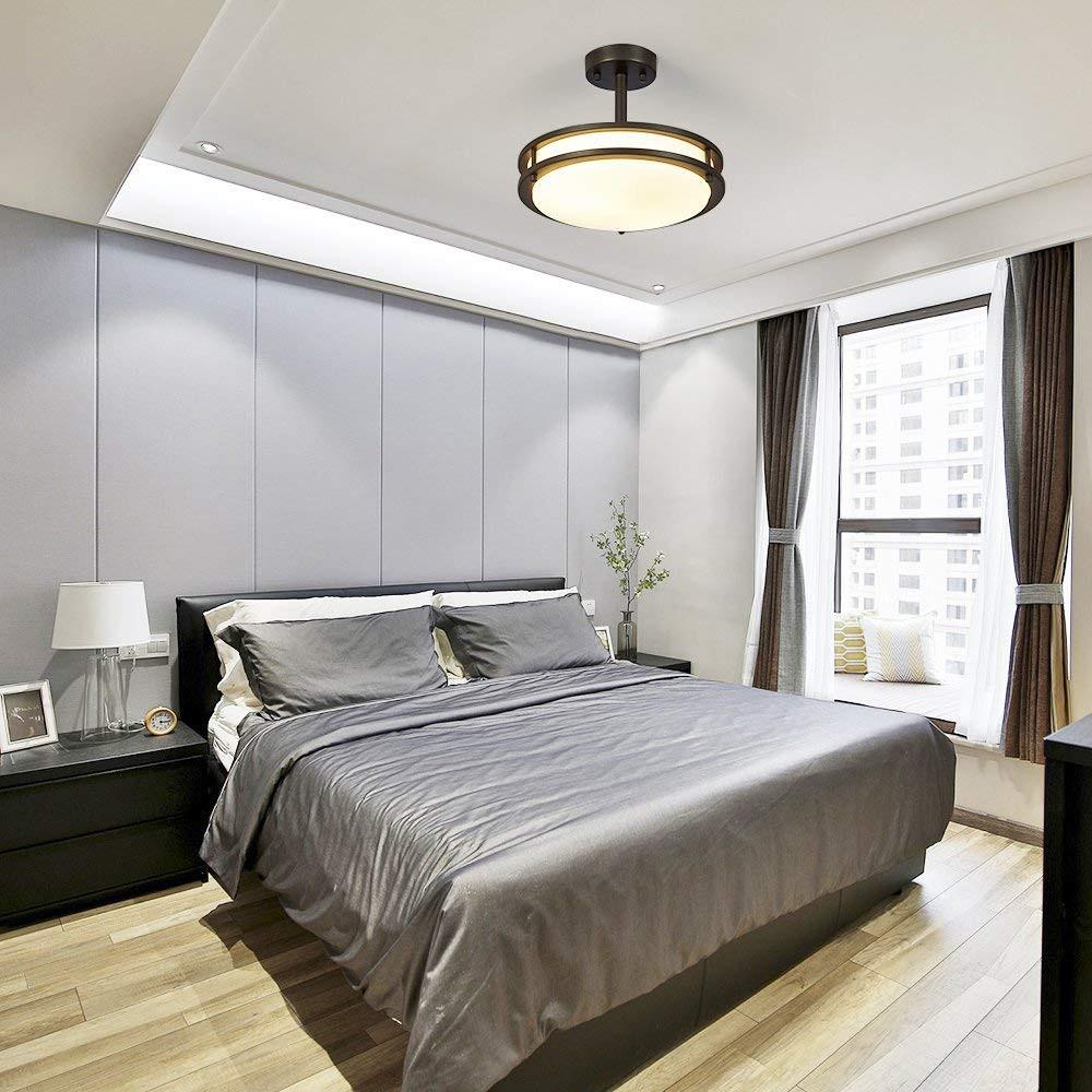 Ceiling Lights Bedroom  Best LED Bedroom Ceiling Lights in 2020 Reviews