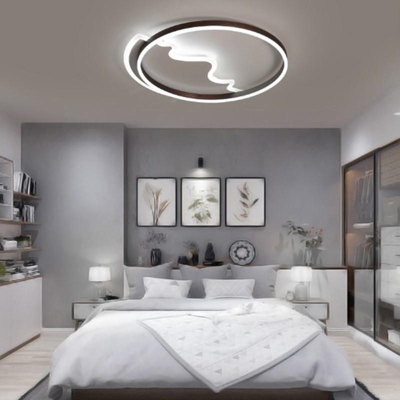 Ceiling Lights Bedroom  Simple Modern Creative Personality Bedroom Warm Romantic