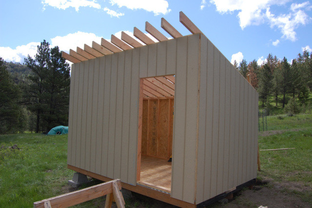 Cheap Backyard Sheds  self sufficient living
