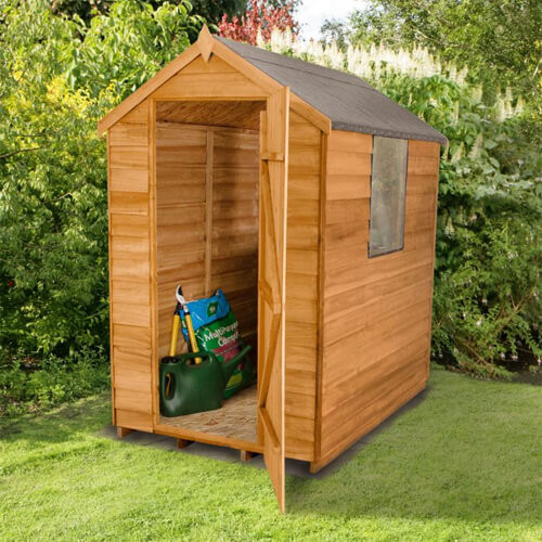 Cheap Backyard Sheds  Garden Sheds