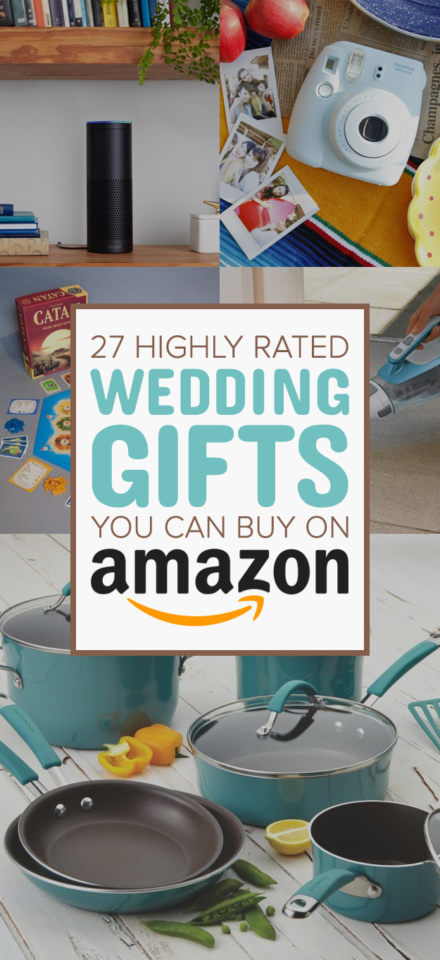 Cheap Gift Ideas For Couples  27 The Best Wedding Gifts You Can Get Amazon