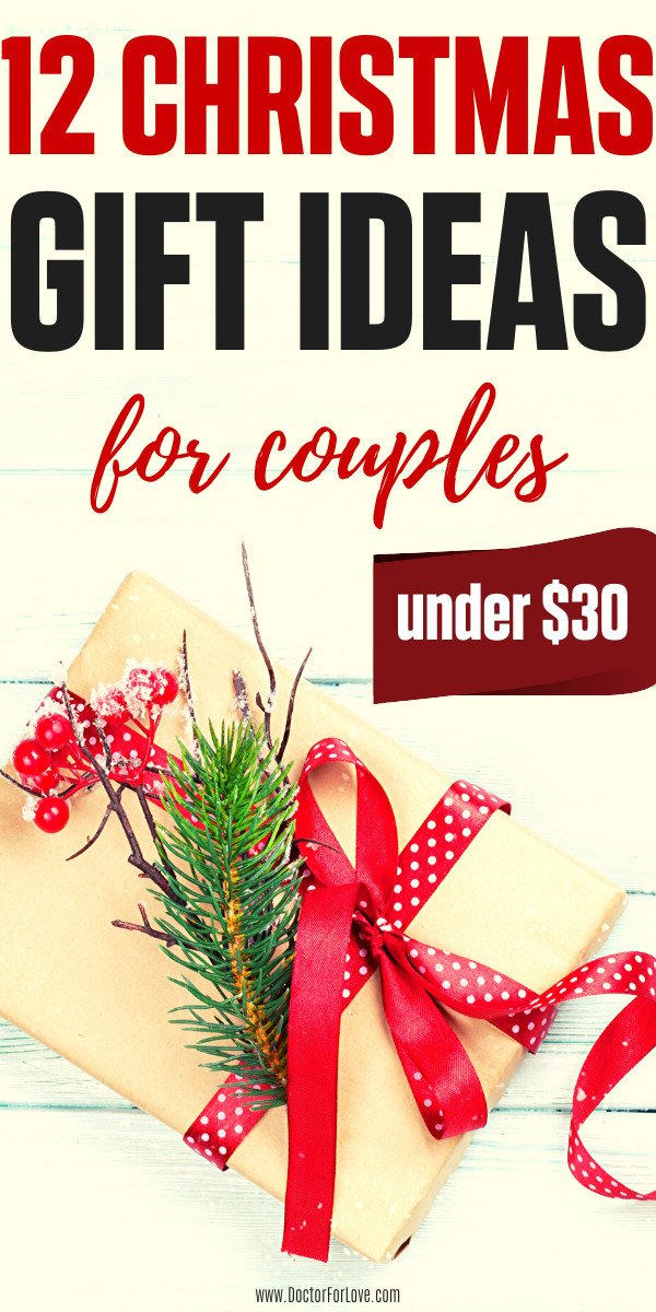 Cheap Gift Ideas For Couples  Under $30 Cheap Gift Ideas For Married Couples