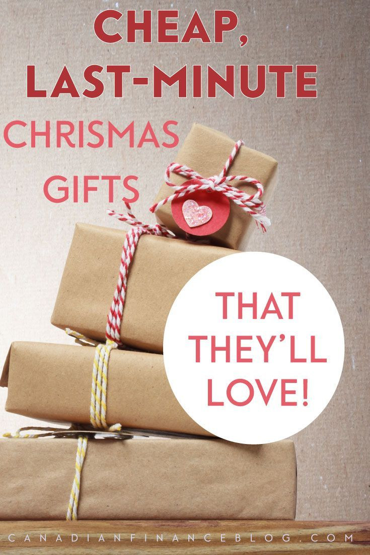 Cheap Gift Ideas For Couples  Cheap Last Minute Christmas Gift Ideas