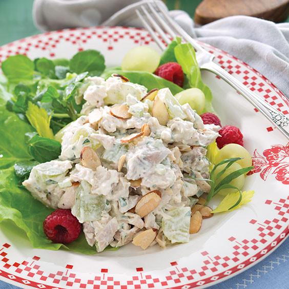 Chicken Salad With Grapes Recipe Paula Deen  Tarragon Chicken Salad Paula Deen Magazine