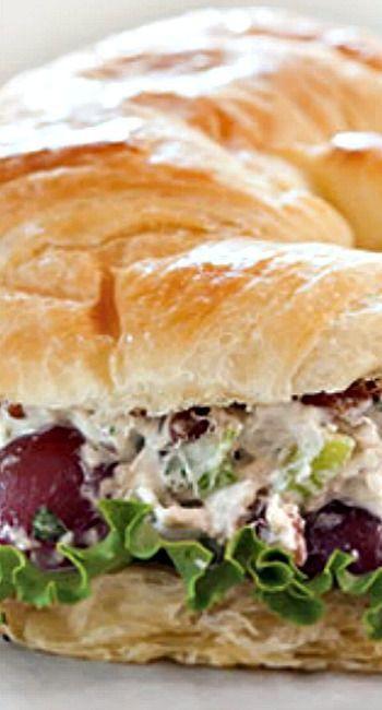 Chicken Salad With Grapes Recipe Paula Deen  Traditional Chicken Salad Recipe