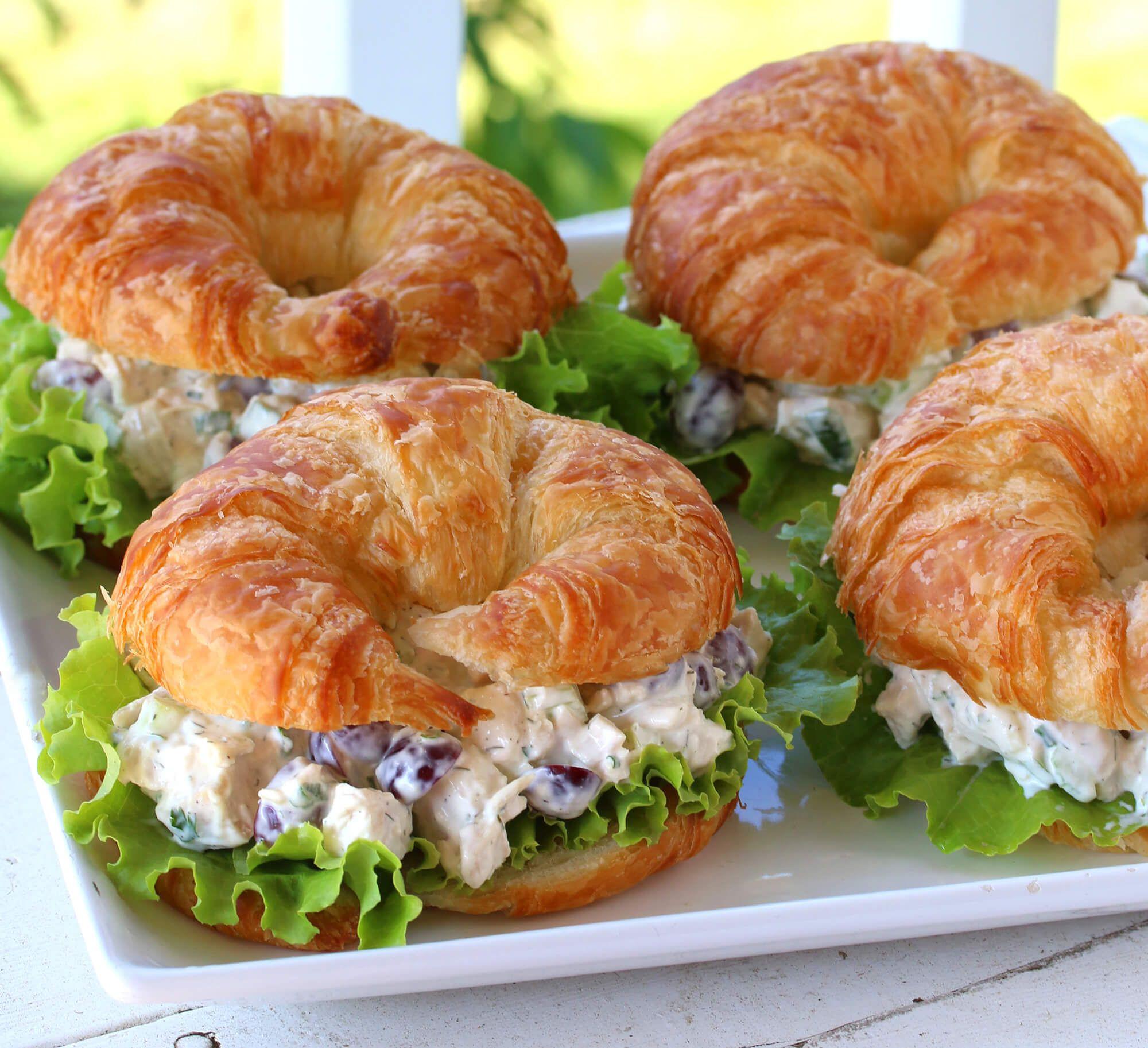Chicken Salad With Grapes Recipe Paula Deen  BEST Chicken Salad Recipe