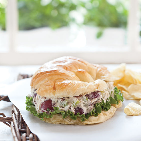 Chicken Salad With Grapes Recipe Paula Deen  Traditional Chicken Salad Recipe Paula Deen Magazine