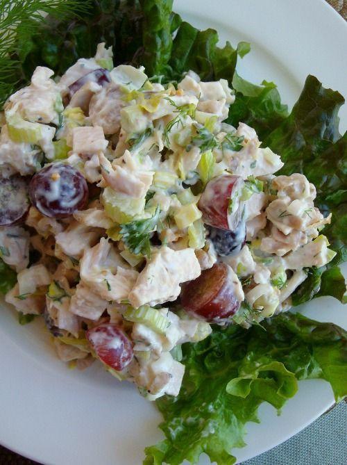 Chicken Salad With Grapes Recipe Paula Deen  Asian Chicken Salad Recipe in 2020