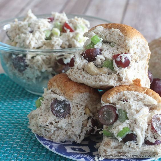 Chicken Salad With Grapes Recipe Paula Deen  Classic Chicken Salad Recipe