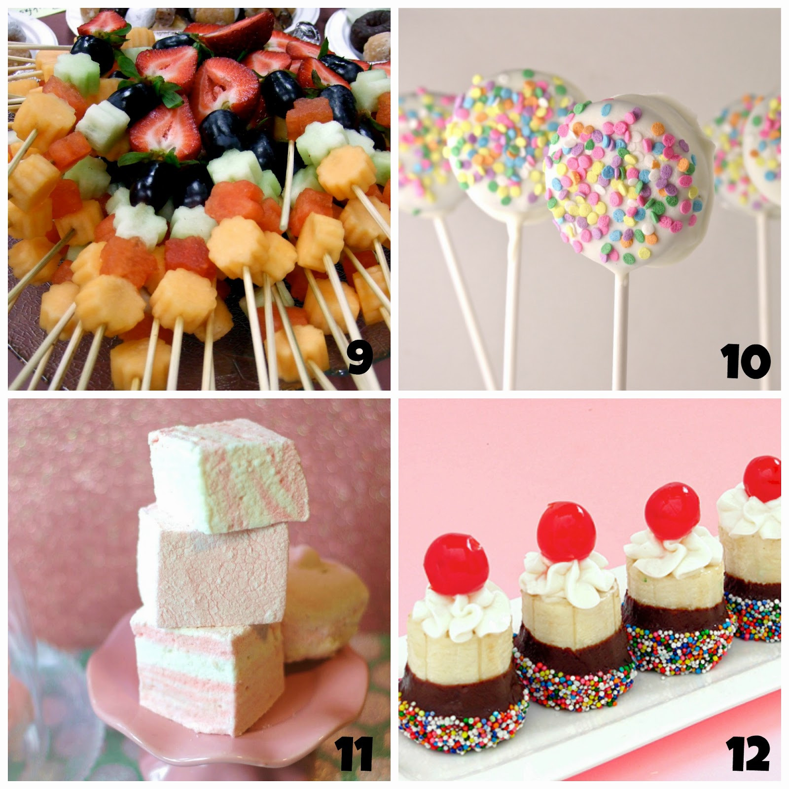 Children Birthday Party Food Ideas  12 Awesome Party Food Ideas – kidspartiesblog