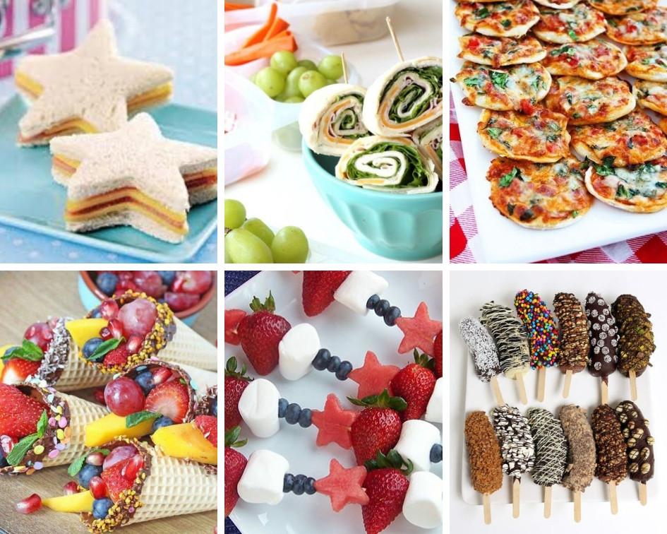 Children Birthday Party Food Ideas  Kids birthday party food ideas voucher code Tammymum