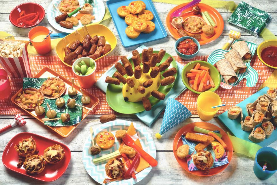 Children Birthday Party Food Ideas  Ve arian Kids Party Food Ideas Party Finger Food