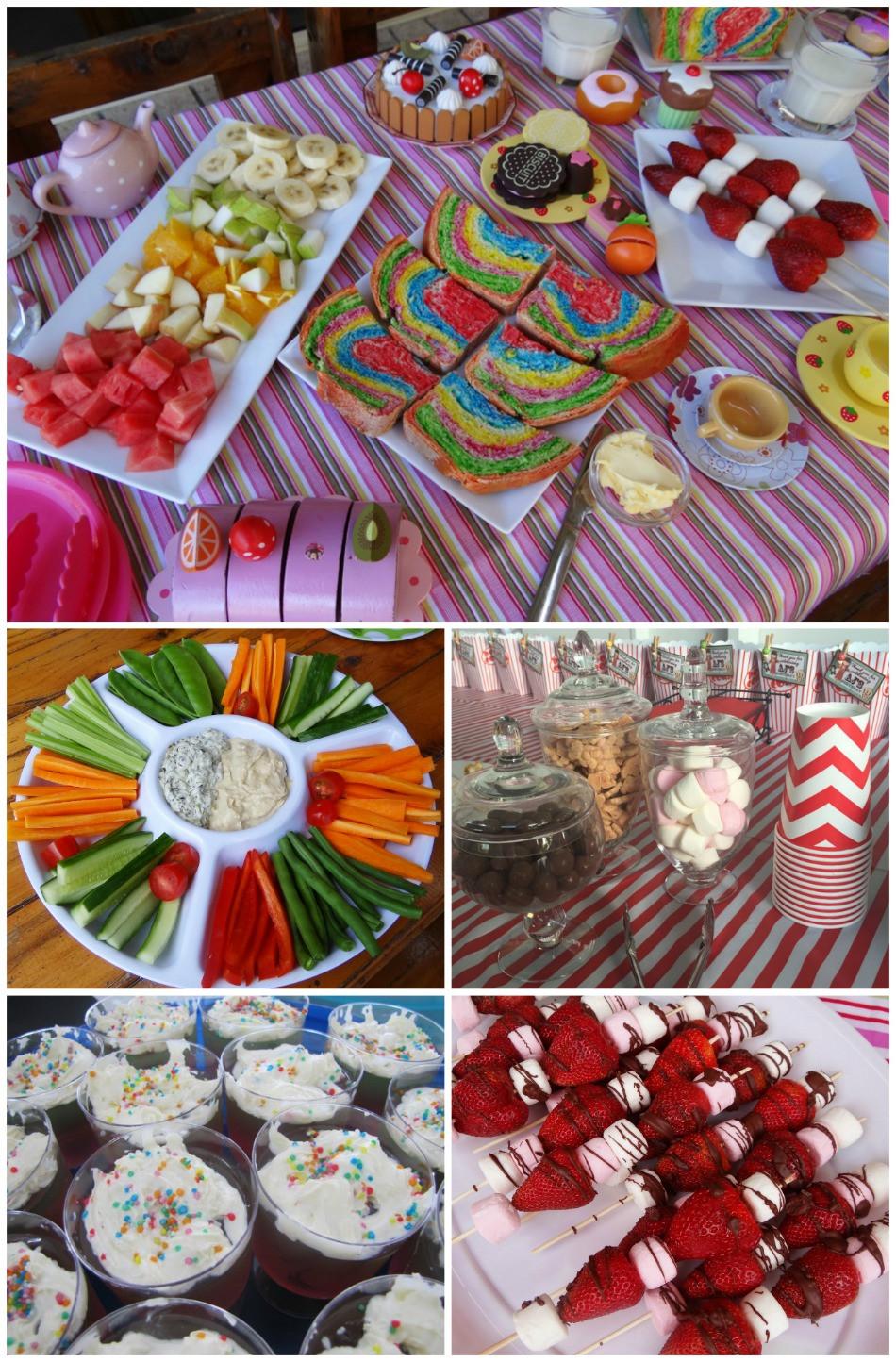 Children Birthday Party Food Ideas  50 Kids Party Food Ideas