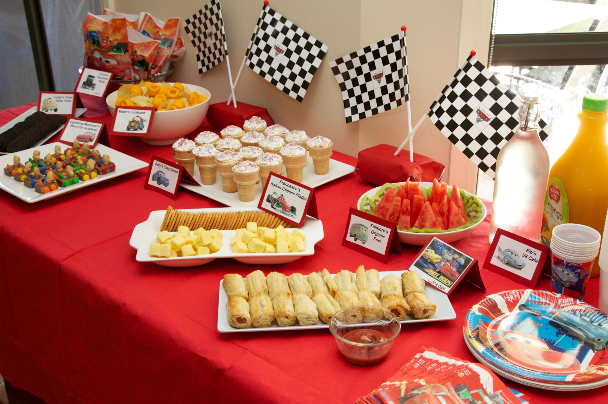 Children Birthday Party Food Ideas  How to throw a BIG kids birthday party on a small bud