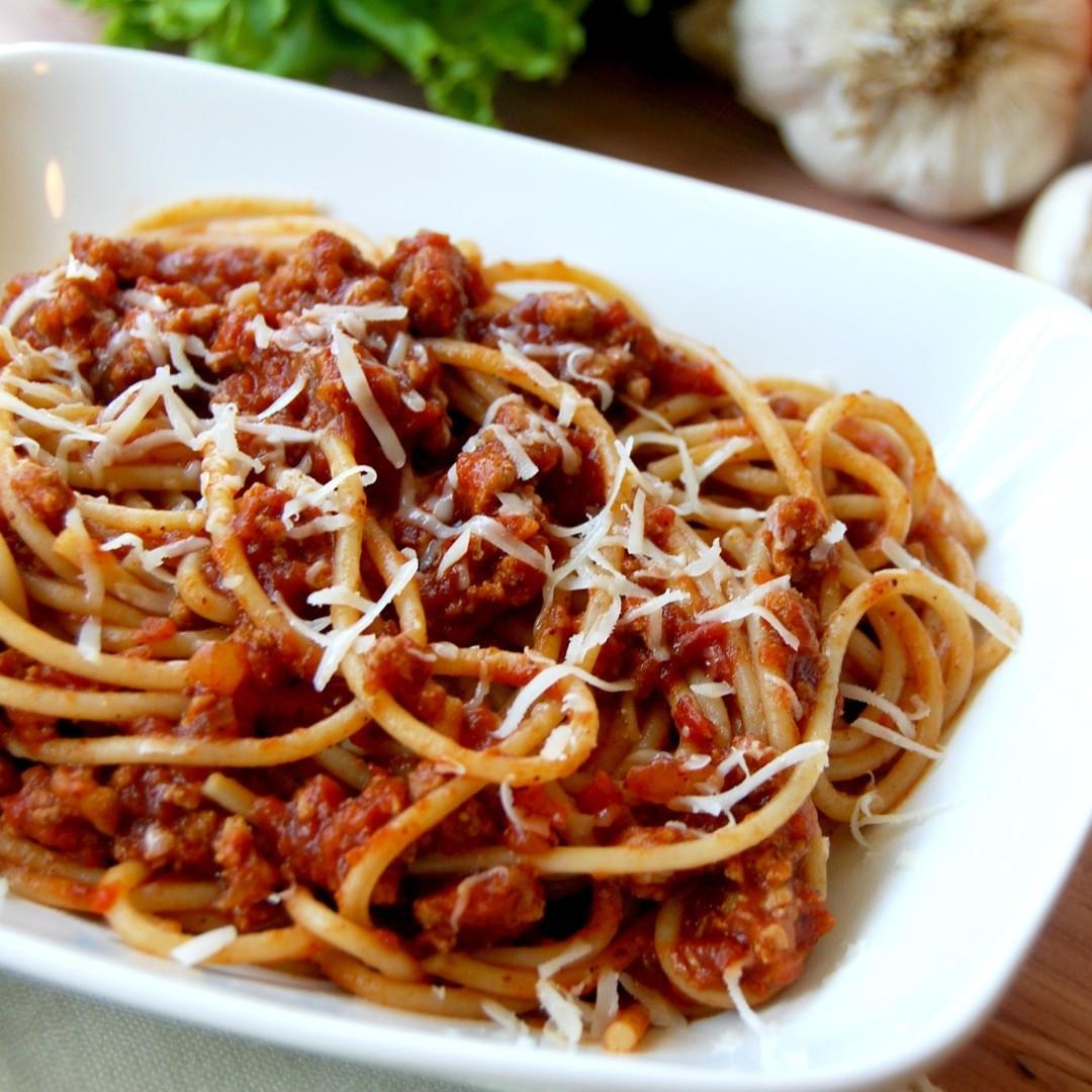 Chili On Spaghetti  Ground Turkey Chili Spaghetti Sauce Recipe